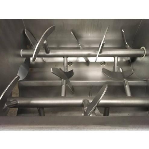 Wolfking TSM 400 - Twin Shaft Paddle Mixer