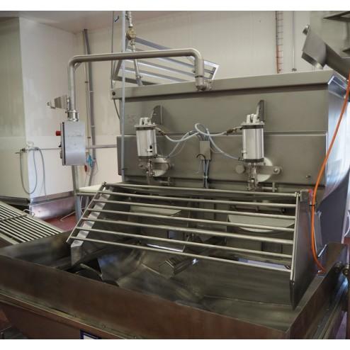 Wolfking TSM 1750L Twin Shaft Paddle Mixer
