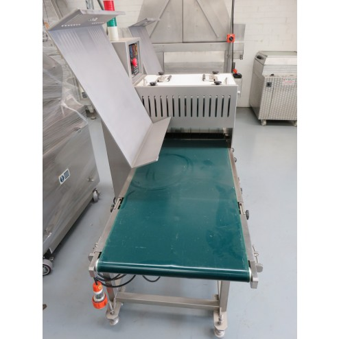 Used PACIFIC JS-4300 Fresh Meat Slicer, Strip Cutter & Dicer