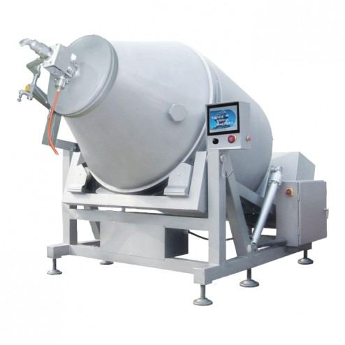 PACIFIC 1700L Refrigerated Vacuum Tumbler