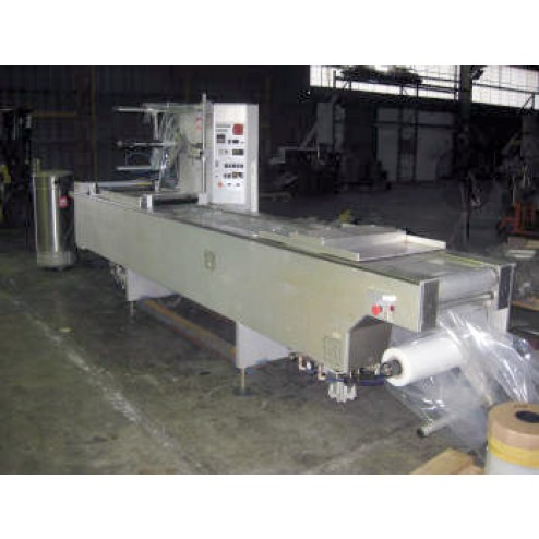 Vertipak Vacuum Packing and Sealing Line