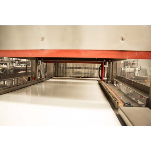 Cryovac Complete Vacuum Packing Line