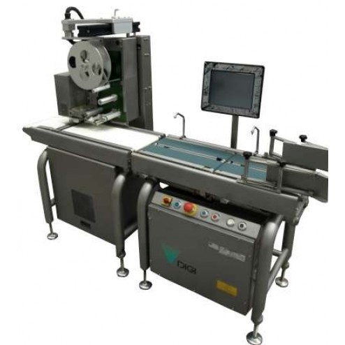 SOLD - Digi (Wedder Burn) HI-700 Weigh Labeler