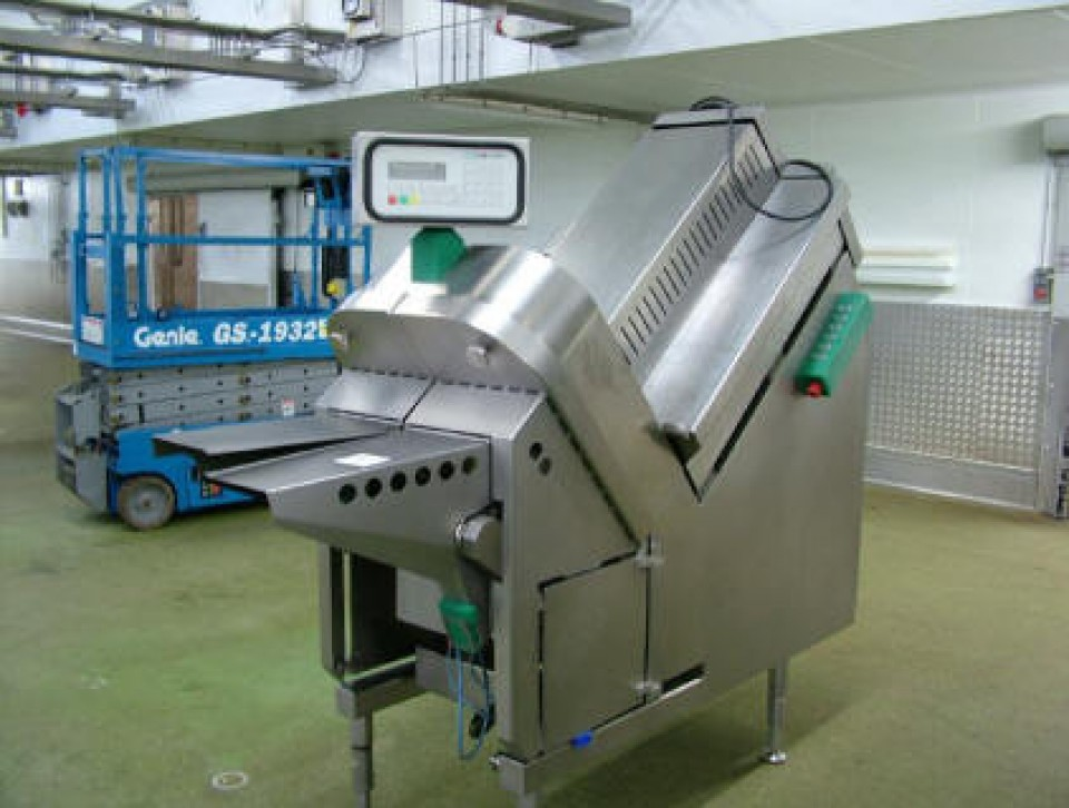 CFS Dixie Union SL490 Mega Slicer | Pacific Food Machinery