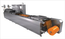Vacuum Packaging Line
