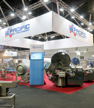 Pacific Food Machinery at FoodPro 2017 Sydney