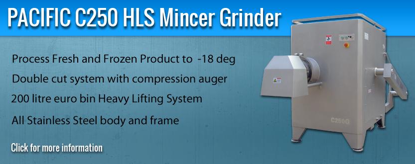 PACIFIC C250-HLS Mincer Grinder