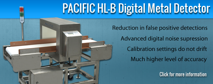 Pacific HLB Digital Metal Detector